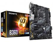 GIGABYTE                       B360 HD3 rev.1.0