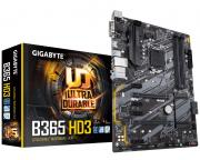 GIGABYTE                       B365 HD3 rev. 1.0