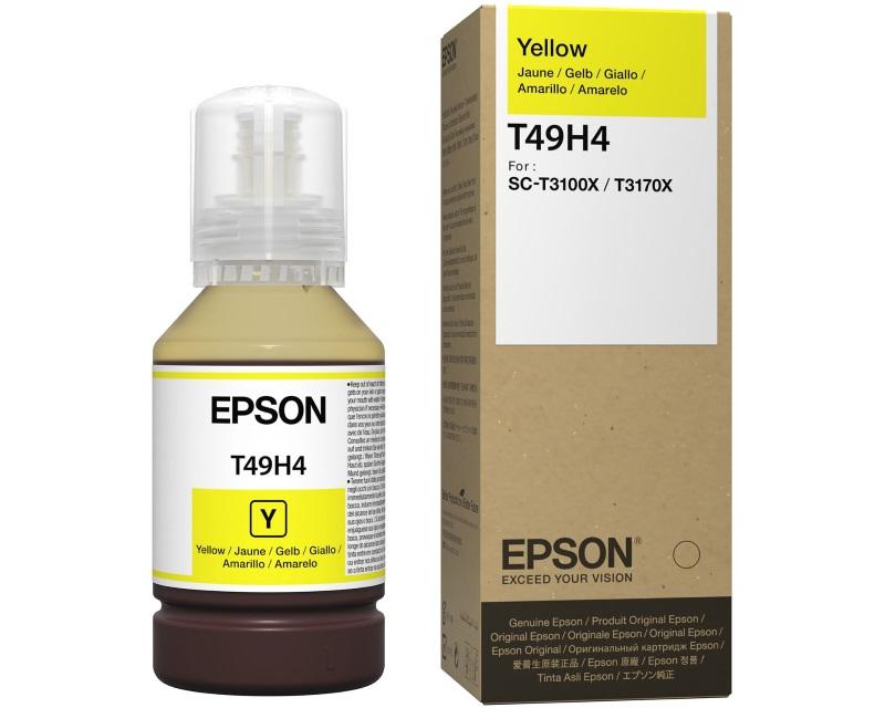 EPSON                          T49H4 yellow mastilo