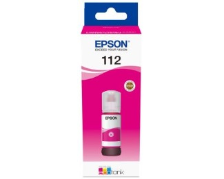 EPSON                          112 magenta mastilo