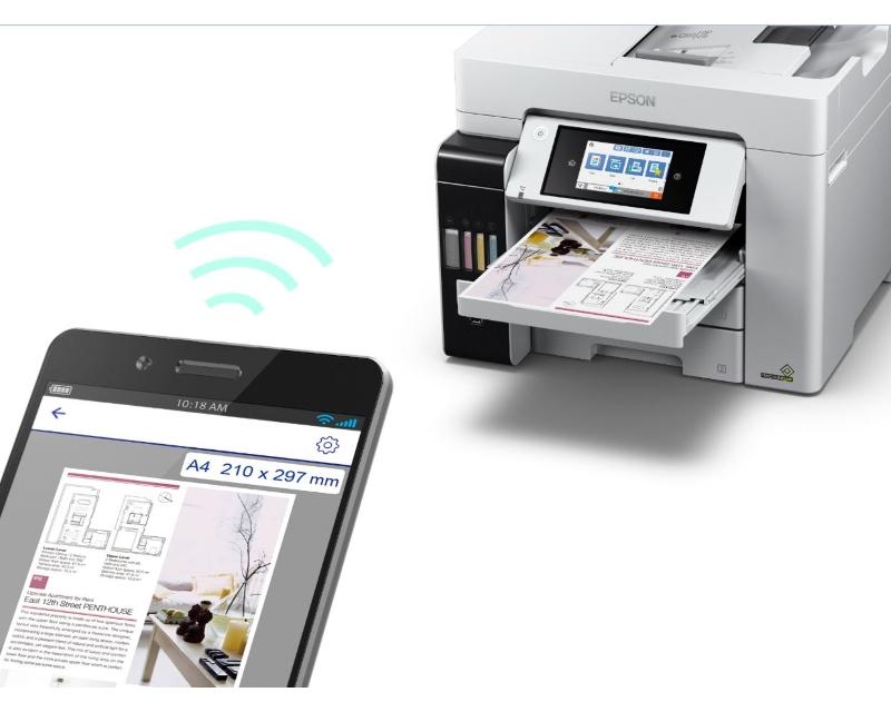 EPSON                          L6580 EcoTank multifunkcijski inkjet uređaj 3Y