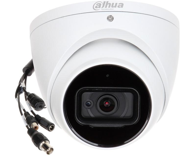 DAHUA                          HAC-HDW2802T-A-0280B IR HDCVI 8 megapiksela eyeball kamera
