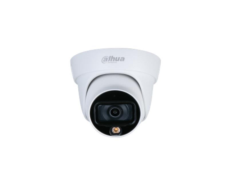 DAHUA                          HAC-HDW1239TL (-A)-LED- 2M Full-color Starlight HDCVI Eyeball Camera