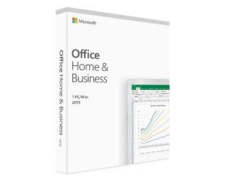 MICROSOFT                      Office Home and Business 2019 English CEE Only Medialess P6 (T5D-03347)