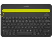 LOGITECH                       K480 Bluetooth Multi-Device US crna tastatura
