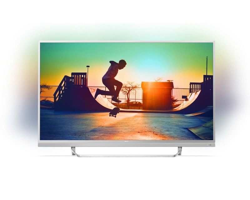 """PHILIPS                        55"""" 55PUS6482/12 Smart LED 4K Ultra HD Android Ambilight digital LCD TV $"""