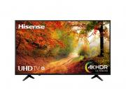 "HISENSE                        43"" H43A6140 Smart LED 4K Ultra HD digital LCD TV"