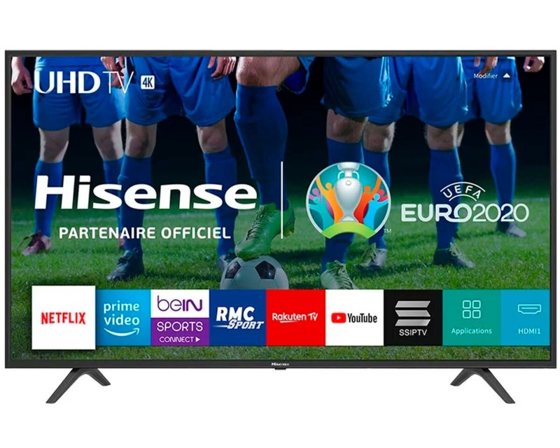 "HISENSE                        55"" H55B7100 Smart LED 4K Ultra HD digital LCD TV"