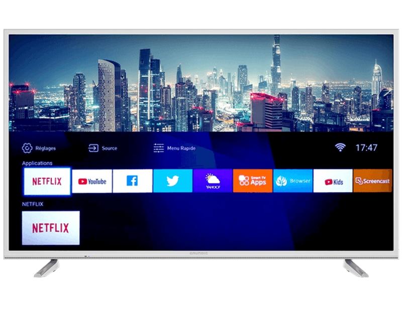 "GRUNDIG                        55"" 55 GDU 7500W Smart UHD TV"