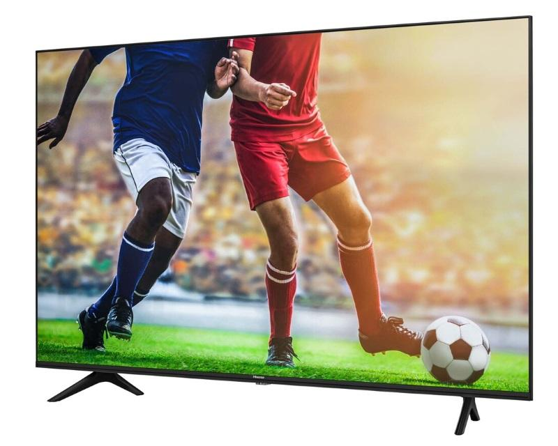 "HISENSE                        58"" 58A7100F Smart LED Ultra HD digital TV G"