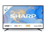 "SHARP                          43"" 43BJ6EF2NB Smart UHD TV"