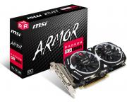 MSI                            AMD Radeon RX 570 4GB RX 570 ARMOR 4G OC