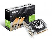 MSI                            nVidia GeForce GT 730 2GB 64bit N730K-2GD3/OCV1