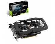 ASUS                           nVidia GeForce GTX 1660 Ti 6GB 192bit DUAL-GTX1660TI-O6G