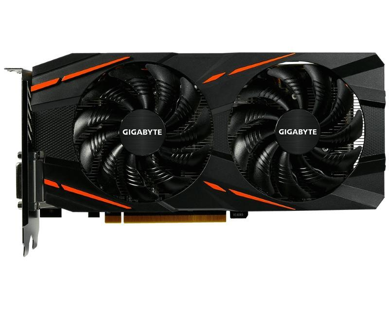 GIGABYTE                       AMD Radeon RX 570 4GB 256bit GV-RX570GAMING-4GD-MI rev.1.1