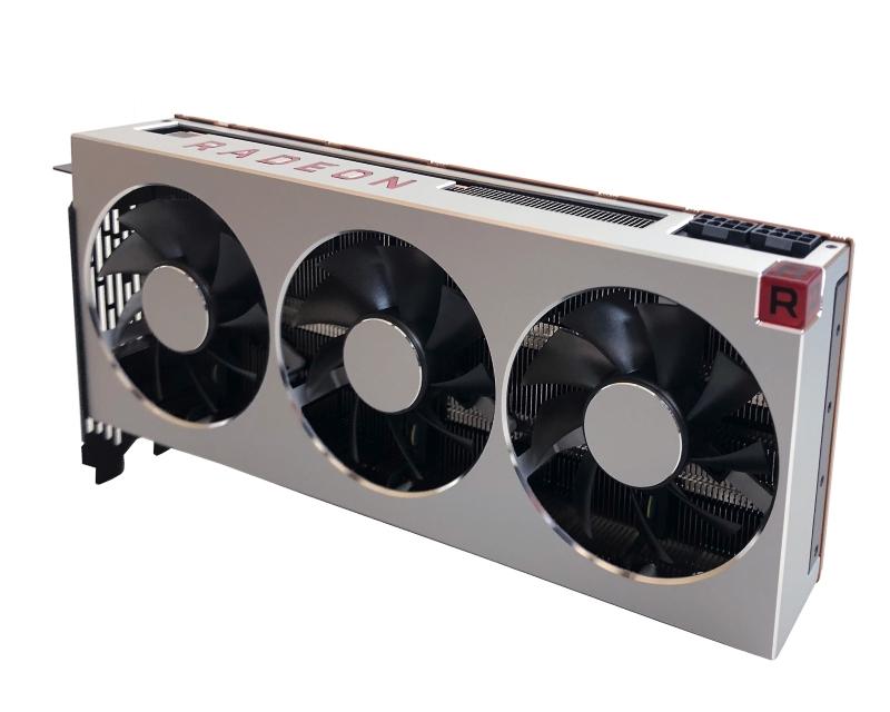 XFX                            AMD Radeon VII 16GB 3xDP HDM RX-VEGMA3FD6