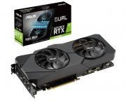 ASUS                           nVidia GeForce RTX 2070 SUPER 8GB 256bit DUAL-RTX2070S-A8G-EVO