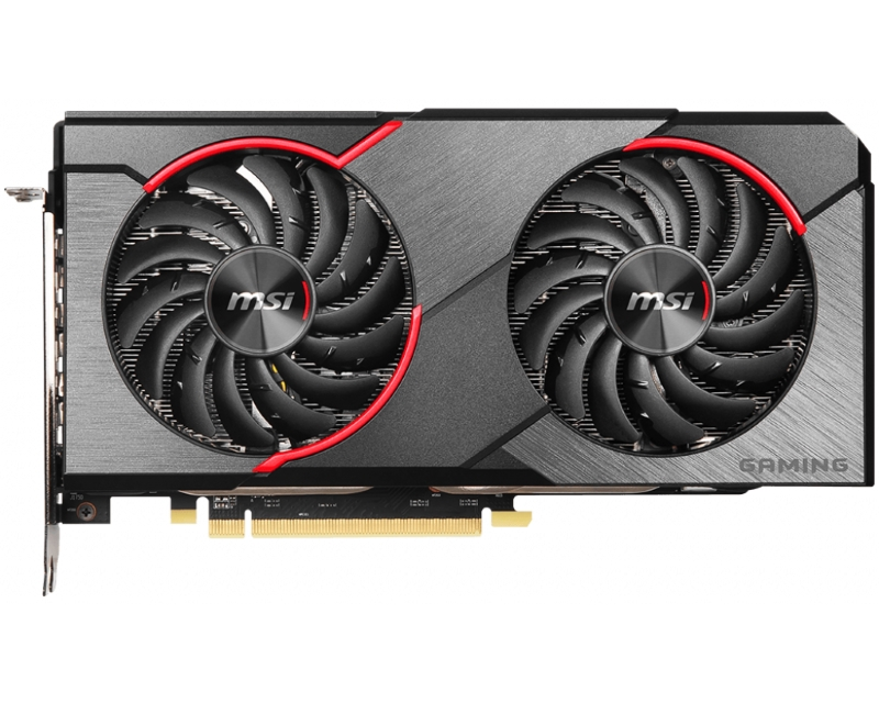 MSI                            AMD Radeon RX 5500 8GB 128bit RX 5500 XT GAMING X 8G