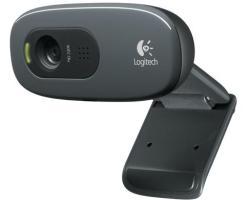 LOGITECH                       C270 HD Retail crna web kamera