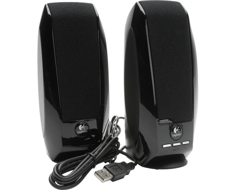 LOGITECH                       S-150 2.0 zvučnici crni OEM