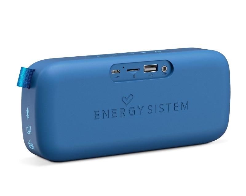 ENERGY SISTEM                  Energy Fabric Box 3+ Bluebary portable BT zvučnik