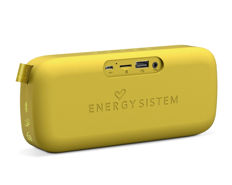ENERGY SISTEM                  Energy Fabric Box 3+ Kiwi portable BT zvučnik