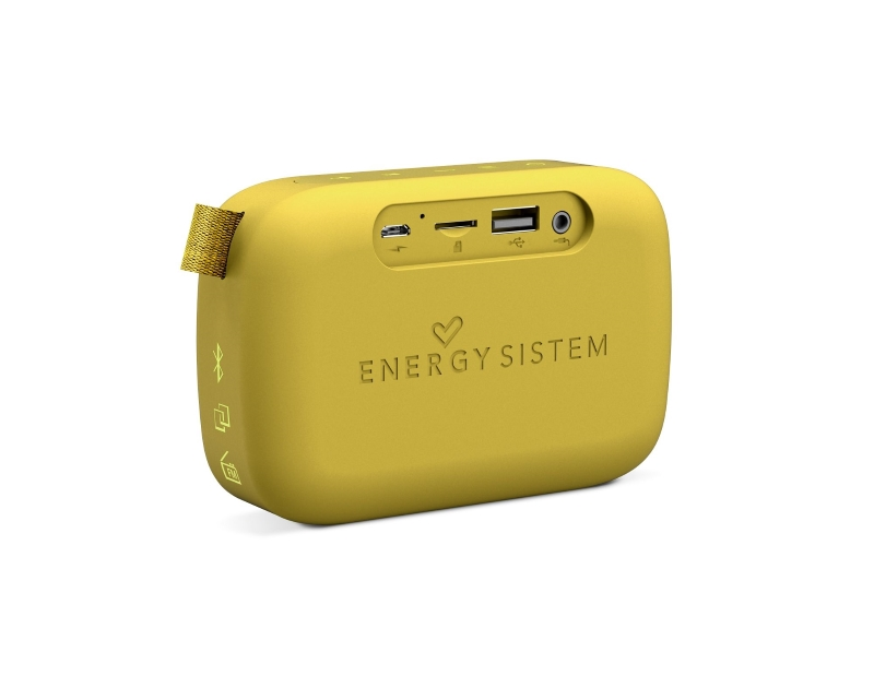 ENERGY SISTEM                  Energy Fabric Box 1+ Kiwi portable BT zvučnik
