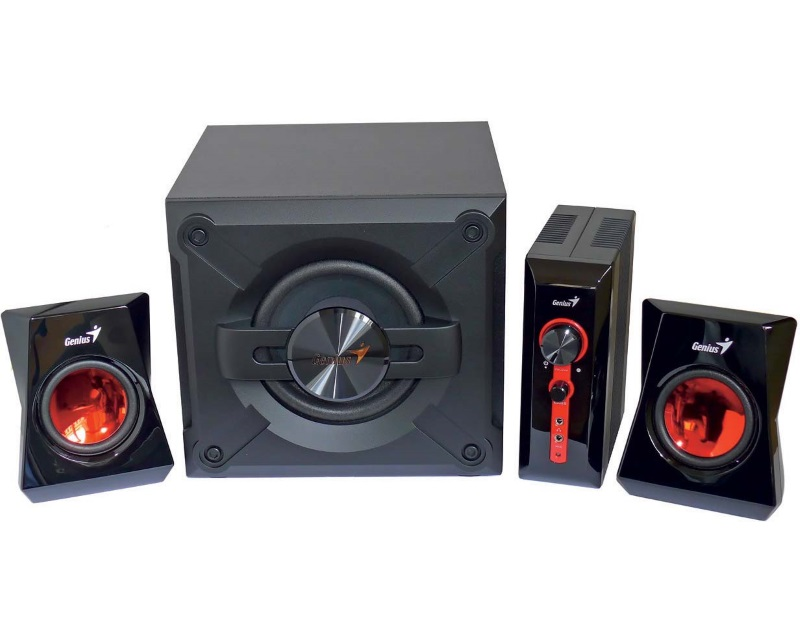 GENIUS                         SW-G2.1 1250 v2 GAMING zvučnici