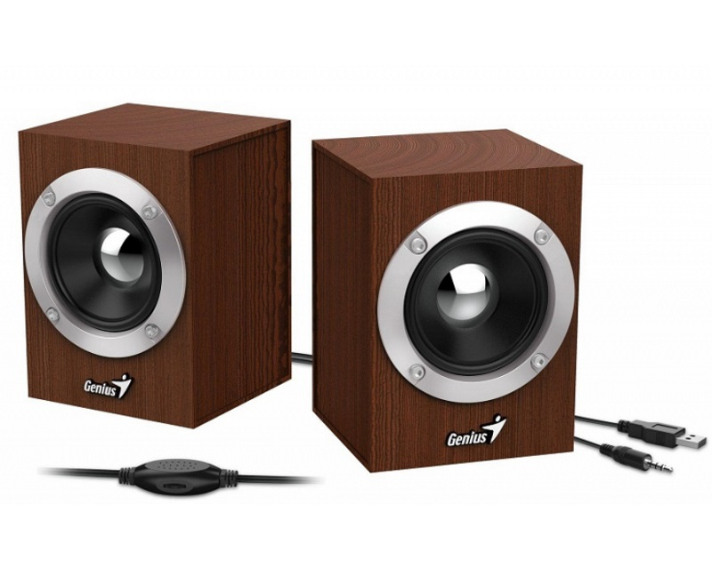 GENIUS                         SP-HF280 Wood zvučnici