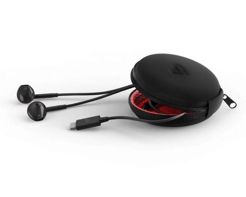 ENERGY SISTEM                  Smart 2 Type C crne bubice sa mikrofonom