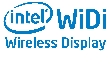 Intel WIDI (wreless display)